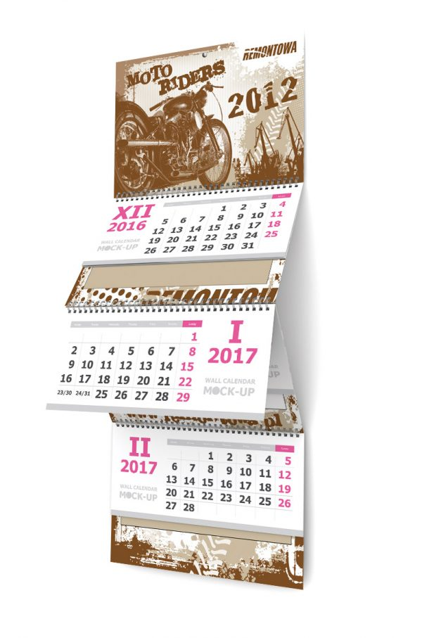 Remontowa – kalendarz