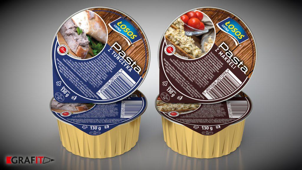 Pasta z tuńczyka, pasta z makreli